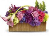 Beautiful Garden flower beds Centerpiece