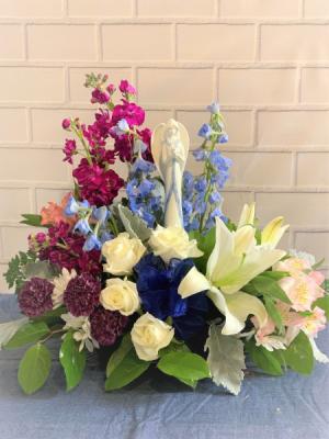 BEAUTIFUL HEART BOUQUET  in Buda, TX | Budaful Flowers