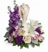 Beautiful Heart  Bouquet centerpiece in Claremont, NH | FLORAL DESIGNS BY LINDA PERRON