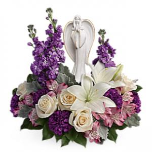 Hermoso corazon de corazon T274-3C in Arlington, TX | Erinn's Creations Florist