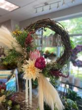 Beautiful House Wreath