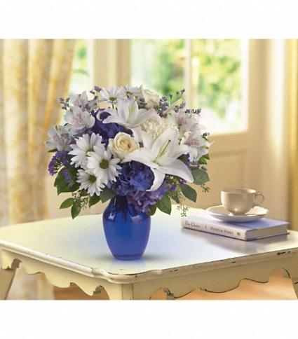 Beautiful in Blue BB209-3A