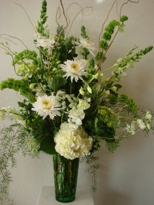 BEAUTIFUL IN WHITE  in Moore, OK | A New Beginning Florist