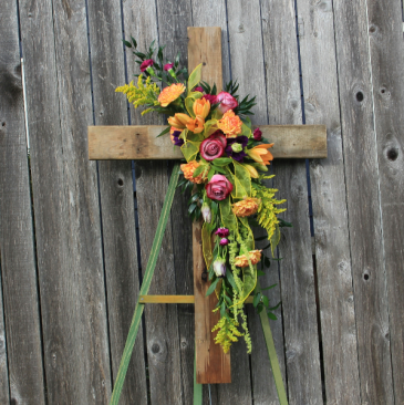 Beautiful Life Rugged Cross