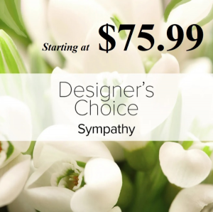 Beautiful Memories Peaceful Sympathy Floral Design in Plainview, TX | Kan Del's Floral, Candles & Gifts