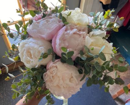 Beautiful Peonie Bouquet Bridal Bouquet