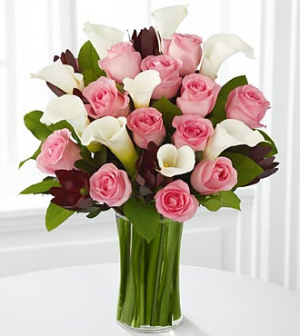 Beautiful Red Rose & Calla  Everyday  in Coral Gables, FL | FLOWERS AT THE GABLES