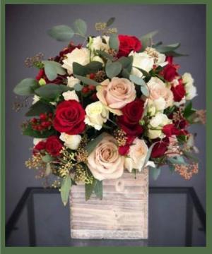 Beautiful Romance  by Erinn's Creations in Arlington, TX | Erinn's Creations Florist