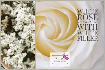 Beautiful Smile Rose arrangement