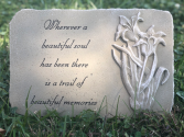 Beautiful Soul Sympathy Keepsake