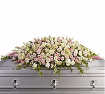 Beautiful Tribute Casket Spray