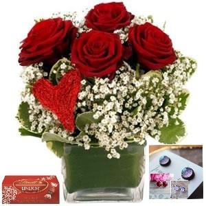 Beautiful Valentine Include Custom Earrings  and C Snuggle Bug