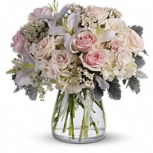 Beautiful Whisper Floral Bouquet