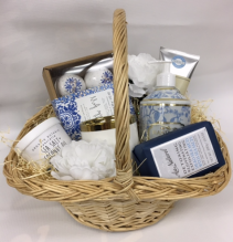 Beauty Basket- Skin Pampering Gift Basket