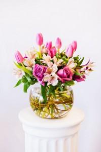 BEAUTY BOWL Spring Flowers in Davis, CA | STRELITZIA FLOWER CO.