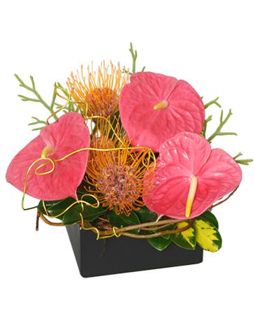 BEAUTY INTERTWINED Floral Arrangement