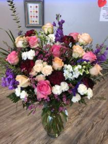 Beauty of Flowers  Bouquet