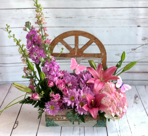 Beauty out the Window  in Culpeper, VA | ENDLESS CREATIONS FLOWERS AND GIFTS