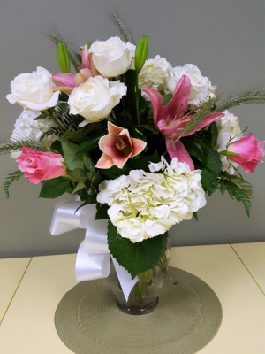 Because of You Various Blooms in Mount Pleasant, SC | BELVA'S FLOWER SHOP