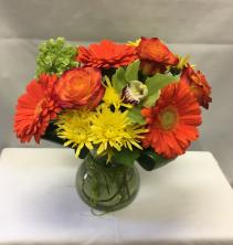 Because Ur Special Fresh Floral Design