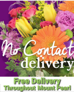 Because We Care  in Mount Pearl, NL | FLORAL-ELEGANCE