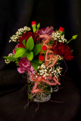Because You Loved Me Mixed Arrangement
