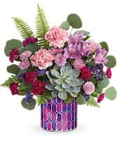 Bedazzling Beauty Vase Arrangement