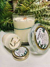 BEDROCK TREE FARM SOY CANDLE