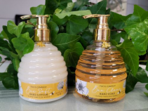 Bee Clean & Bee Soft Hand Soap and Lotion