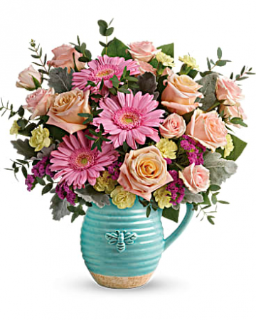 Bee Delighted bouquet Teleflora