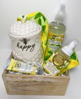 BEE HAPPY  Spa Set