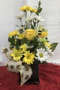 Bee Mine BouqUet Bouquet in West Monroe, LA | ALL OCCASIONS FLOWERS AND GIFTS