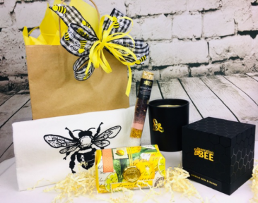 Bee Relaxed Gift Set