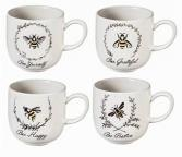 Bee Sayings Mug  Giftware