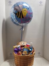 Bee Well Basket