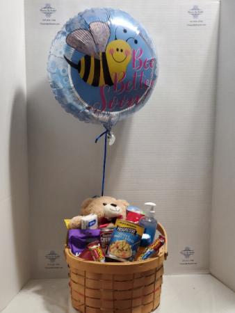 Bee Well Basket