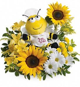 Bee Well Bouquet Get Well