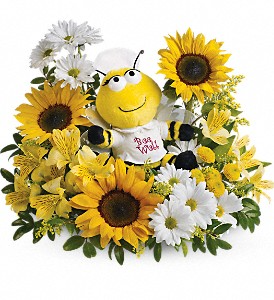 T01J400A BEE WELL BOUQUET