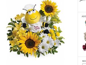 BEE WELL Fresh flowers  in Fairfield, OH | NOVACK-SCHAFER FLORIST