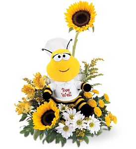 Bee Well Get Well
