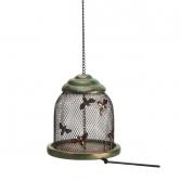 Beehive Bird Feeder Gift