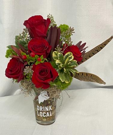 Beer-Mine Bouquet Valentines Day Special
