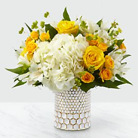 Bees Knees Vase Arrangement