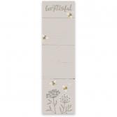 beeYOUtiful Magnetic Notepad Gift