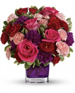Bejeweled Beauty Arrangement