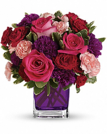 Bejeweled Beauty Fresh Floral Arrangement