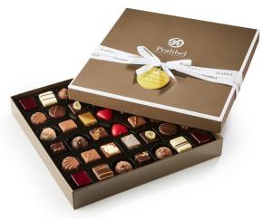Belgian Chocolates Delux  in Mount Pearl, NL | FLORAL-ELEGANCE
