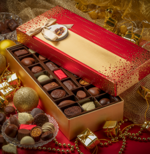 Belgian Luxury Chocolates Candy  in Whittier, CA | Rosemantico Flowers
