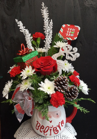 Believe in the Joy's of Christmas - Acacia Exclusive * Local only