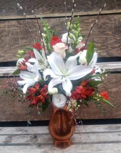 Bella Bouquet VA1 in Westbury, NY | FLOWERS BY CAROLE OF WESTBURY